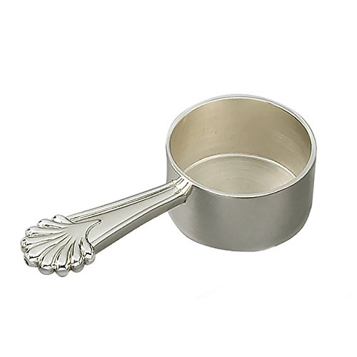 Elegance Silver Coffee Scoop Plated